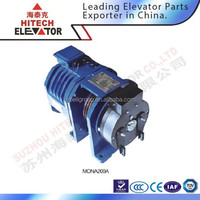 Elevator Gearless Traction Machine/lift motor/PM/MONA200A
