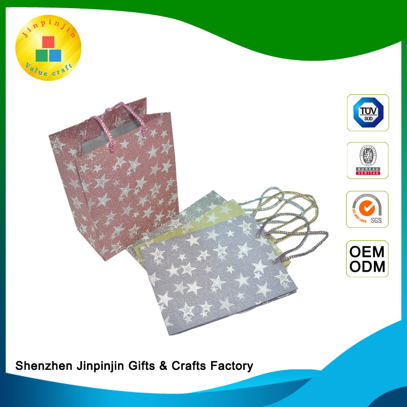 OEM mailing heat seal medicine packaging jewelry paper bag price