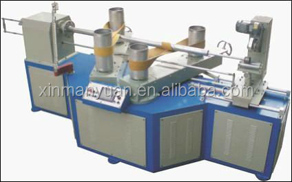 High efficient bobbin paper cone making machine