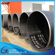 Oil Pipe/Natural Oil and Gas SSAW LSAW ERW Line Pipe Pipeline as API 5L X42, X52