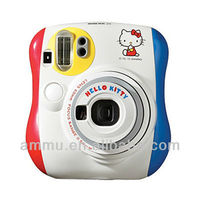 Fujifilm Instax Mini 25 Hello Kitty Color Fuji Instant Camera