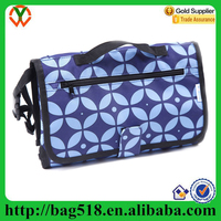 Travelling diaper changing mat/diaper changing kit/waterproof changing pad for baby
