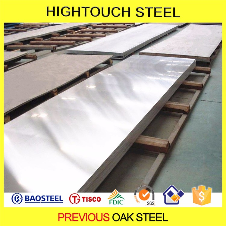 Hot Sale Inox 304 Cold Rolled BA Mirror Polish Sheet Metal Stainless Steel