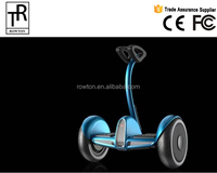 Ce certification 3c battery electric scooter with knee stick smart balance scooter