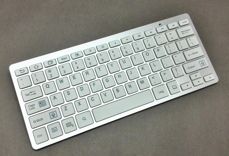 Hot 2015 Bluetooth Product Ultra Thin Keyboard For PC For Laptop
