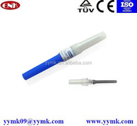 medical supplies wholesale, vacuum blood collection needle,24g needles plant