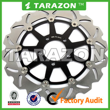 front floating motorcycle brake disc for Suzuki TL1000R (AM/H977)