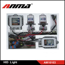 6000K(3000K-12000K) color temperature professional all-in-one hid xenon kit light factory