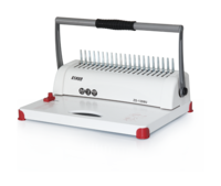 Comb Binder and Plastic Spiral Binding Machine Suppliers