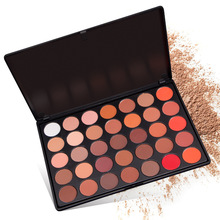 Professional Eye Shadow Palette With Private Label Made In China