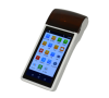 Android 4G touch POS Terminal Barcode Handheld Receipt Printer