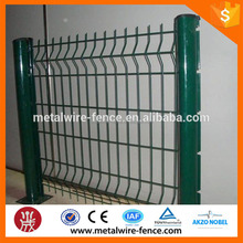 High Security Top Grade Fence Mesh / Barbed Wire Mesh Fence / Razor Wire Airport