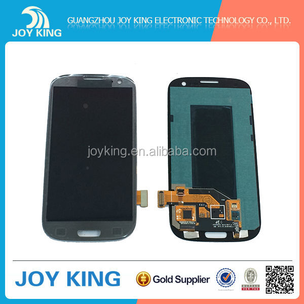 Grade AAA quality warranty for 1 year DHL fast ship lcd touch screen for samsung galaxy s3 neo i9301