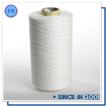 sold to the world 100% polyester spun yarn