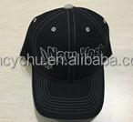 New York word embroidered baseball cap