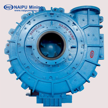 Single suction slurry pump made in China