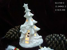 Christmas Tree candle holder for 2012 DL11749-2