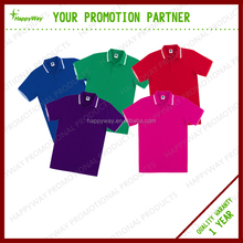 Hot Sale Cheap Advertising POLO Shirt 1102023 MOQ 100PCS One Year Quality Warranty