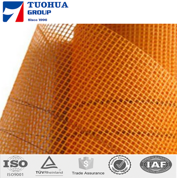 145g white color fiberglass mesh roll
