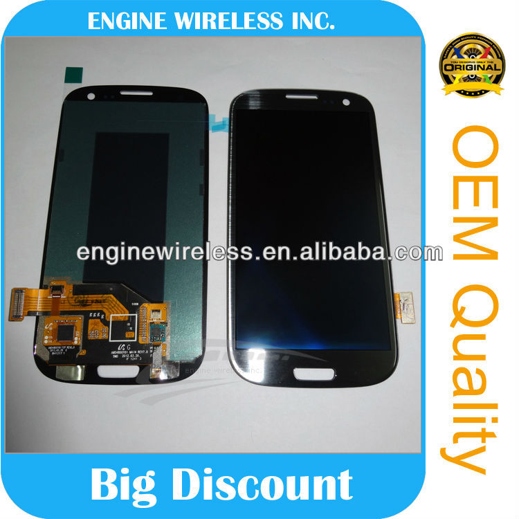 wholesale galaxy s3 lcd with touch screen, buy direct from china factory