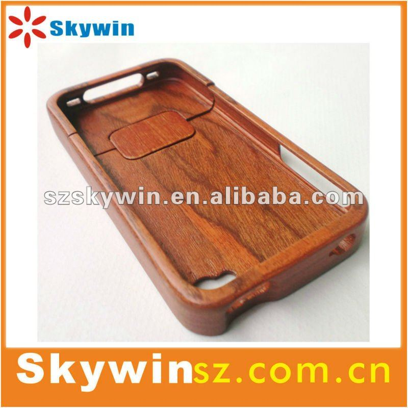 bamboo case for iphone 4G