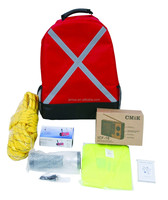 Outdoor Emergency Functional First AId Kit Backpack