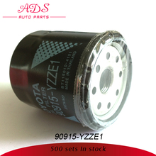Wholesale Oil Filter Car for Vios 1.3L/1.5L OEM:90915-YZZE1