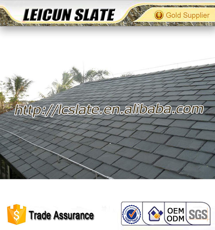 Popular Chinese Black Roof Slate Cheap Slate For Roofing Price