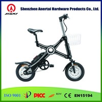 ASKMY X3 foldable 12 inch e bike folding electric scooter folding bicycle