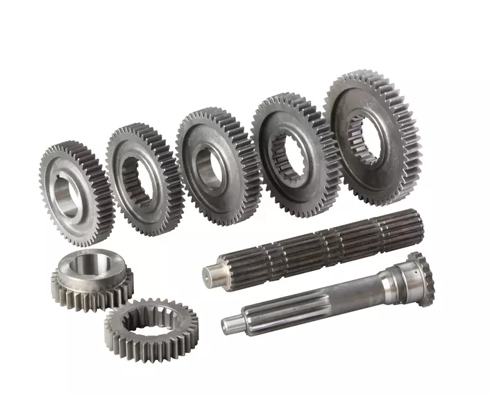 High Quality customized worm gear transmission part