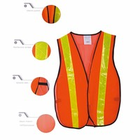 Teflon Waterproof Soil Release Professional Unique Design Wholesale Workwear Vest