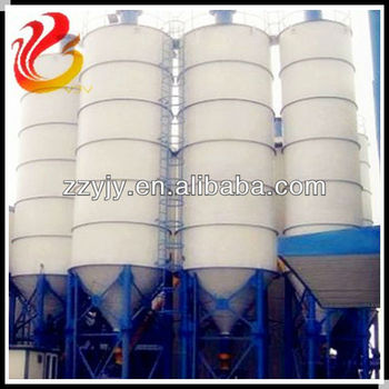 100ton and 200ton cement silo. construction cement silo