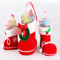 New Fashion Engagement Christmas stocking candy socks gift bags