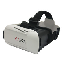 Svpro VR BOX 3D Virtual Reality Glasses 3D Movie Game headset With Bluetooth Remote Control for Smartphone