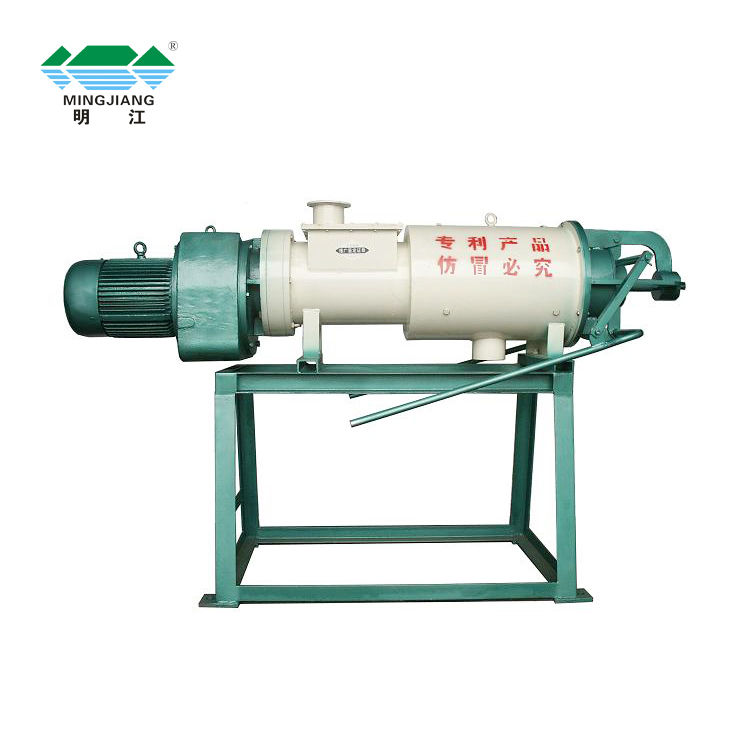 Latest arrival OEM quality fashion poultry dung centrifugal dewatering cow pig manure drying machine solid liquid separator
