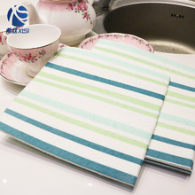 New design microfiber digital brand name printed cleaning cloth