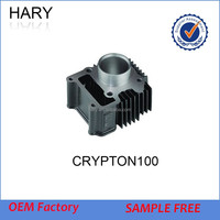 High Quality Motorcycle Engine Cylinder for Crypton Parts