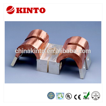 New design Laminated soft flexible copper wire electrical connector with high quality