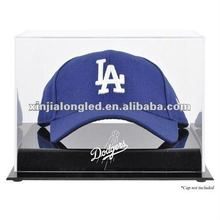Los Angeles Dodgers Acrylic Cap Logo Display Case - Acrylic Baseball Cap Display Cases