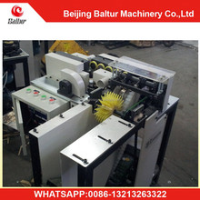 PLC Control Syetem Disposable Wooden Tongue depressor Chamfering Machine