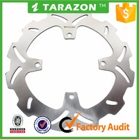 Dirt bike parts 230mm rear brake disc /disk plate /rotor for Kawasaki KLX250 KXL650 KLX 250 650