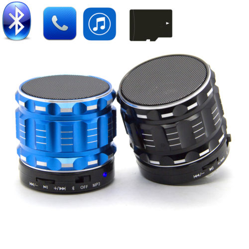 Mini bluetooth speaker Portable Bass Wireless Bluetooth Stereo Speaker for Smart Phone Tablet PC