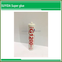 non-toxic neutral cure waterproof silicone sealant for plastic