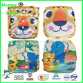 happyflute digital print bamboo reusable diaper washable cloth pocket diaper factory sale