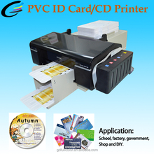 Best Selling PVC Card Printing Machine Business ID Card Printer