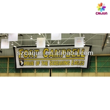 Customized outdoor roadside advertising durable vinyl banner