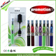 FREE OEM for ego vaporizer pen ce5 blister starter kit/ego-ce4 blister kit/Ego Ce4 Ce5 Blister Kit