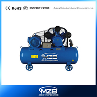 15hp 11kw 8bar Electric Portable Piston Industrial Air Compressor