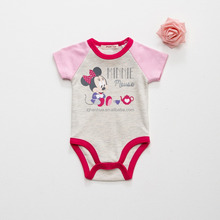 baby rompers with WRAP and BSCI certificate