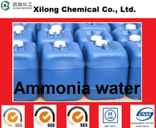 Ammonia water, ammonia solution, ammonium hydroxide from suppliers for industry